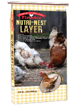 Nutri-Nest Select Layer Crumbles